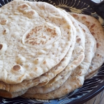 Flaxseed Flatbread recipe