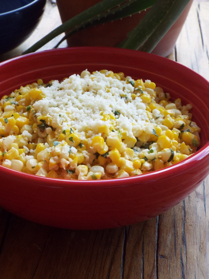 Mexican Corn Salad recipe