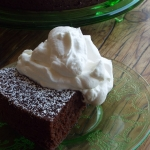Mocha Gingerbread Cake recipe