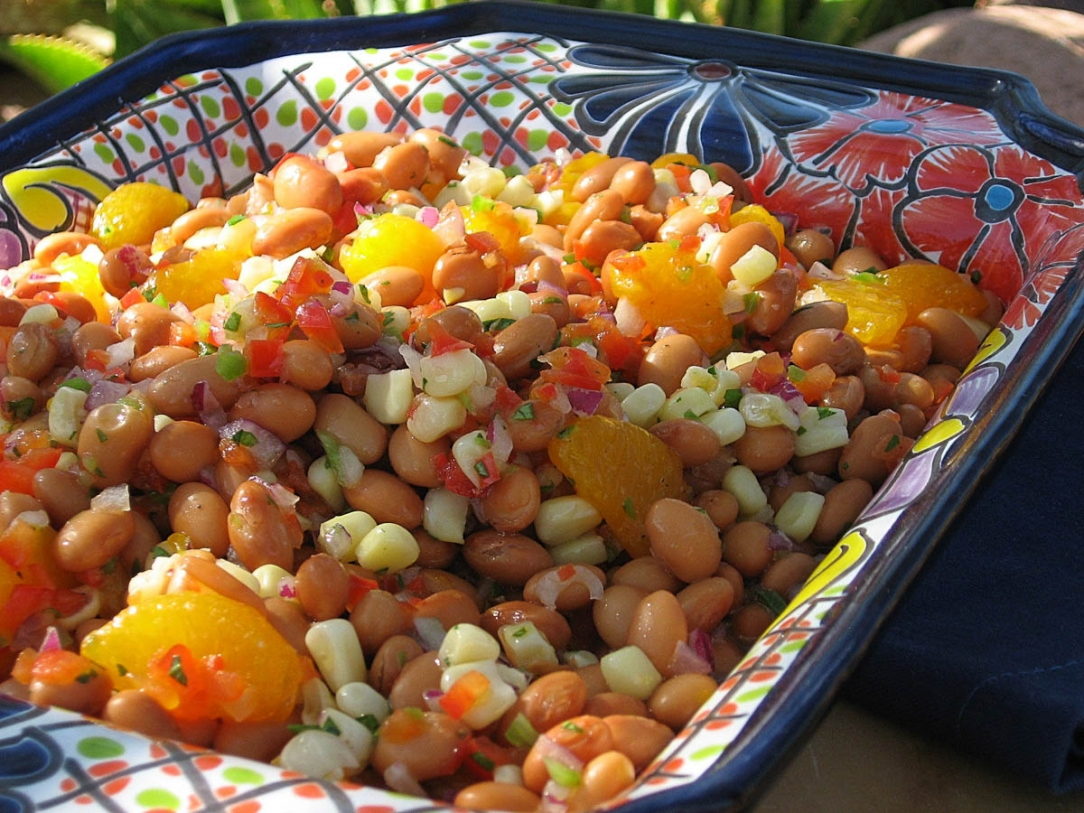 Pinto Bean Salad recipe