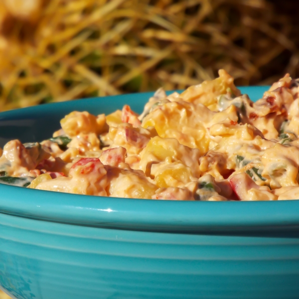 Chorizo Potato Salad recipe