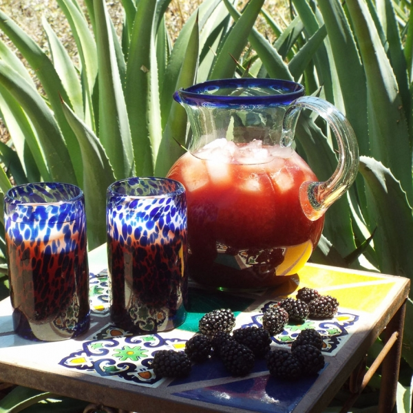 Blackberry Lemon Iced Tea recipe